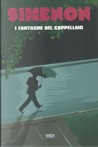 I fantasmi del cappellaio by Georges Simenon