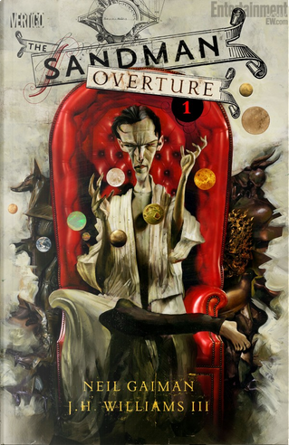 Sandman Overture n. 1 - Prima ristampa by Neil Gaiman