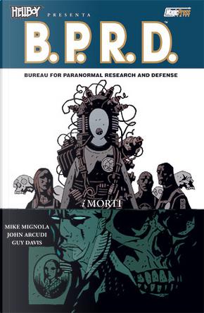 B.P.R.D. - vol. 4 by Mike Mignola