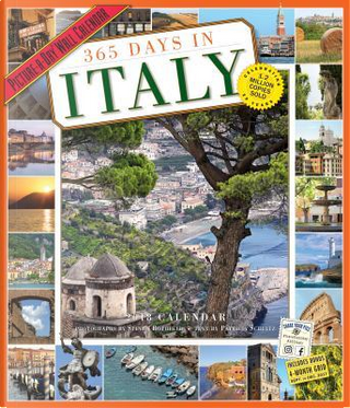 365 Days in Italy Picture-a-day 2018 Calendar by Patricia Schultz