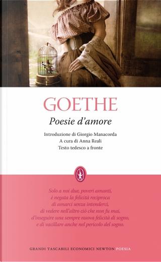 Poesie d'amore by Goethe