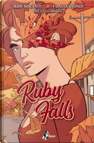 Ruby Falls by Ann Nocenti