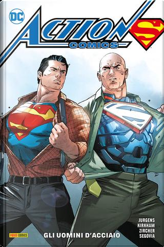 Action comics vol. 3 by Dan Jurgens