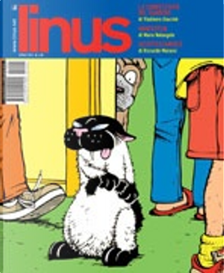 Linus by Stephan Pastis, Darby Conley, Jim Meddick, Richard Thompson, Garry B. Trudeau, Charles M. Schulz, Scott Adams, Squaz, Ralf König, Sergio Ponchione, Alberto Corradi, Tuono Pettinato, Alberto Rebori, Paco Roca, Mario Natangelo, Riccardo Marassi, Bertolotti, De Pirro