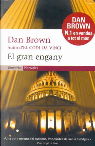 El gran engany by Dan Brown