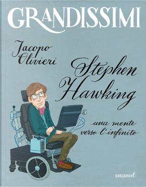 Stephen Hawking by Jacopo Olivieri