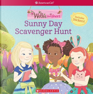 Sunny Day Scavenger Hunt by SCHOLASTIC INC.
