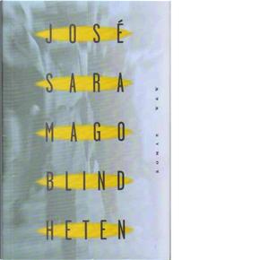 Blindheten by Jose Saramago