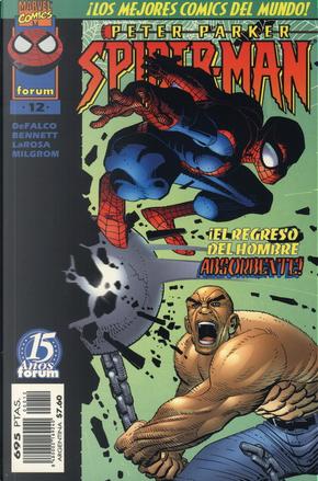 Peter Parker, Spider-Man #12 (de 23) by Howard Mackie, J. M. DeMatteis, Mike Wieringo, Todd DeZago, Tom DeFalco