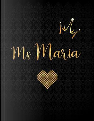 Ms Maria Journal by Panda Studio
