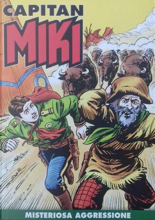 Capitan Miki n. 119 by Amilcare Medici, Davide Castellazzi
