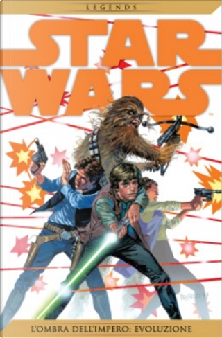 Star Wars Legends #45 by Jim Pascoe, Scott Lobdell, Steve Perry