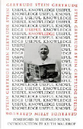 Useful Knowledge by Gertrude Stein
