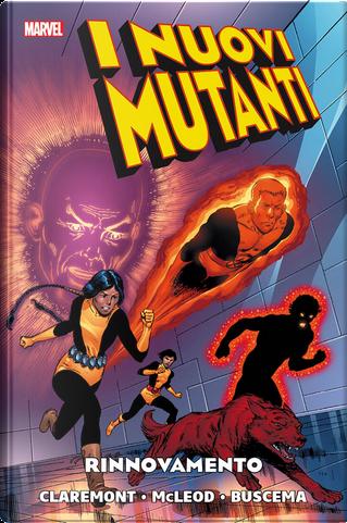 I nuovi mutanti by Chris Claremont