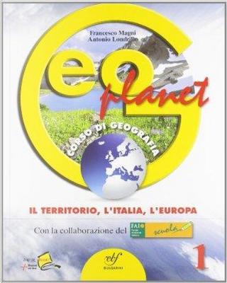 Geoplanet. Con espansione online. Per la Scuola media by Francesco Magni