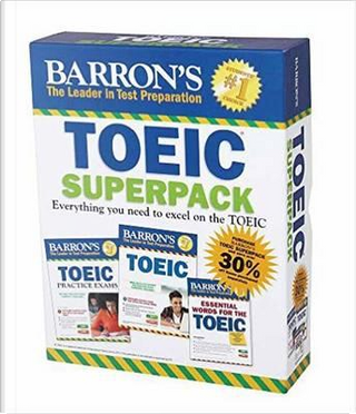 Barron's TOEIC Superpack by Barron's