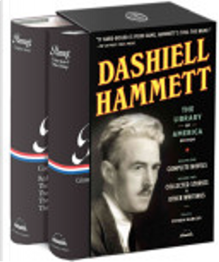 Boxed Dashiell Hammett: Hammett: Loa Edition by Dashiell Hammett