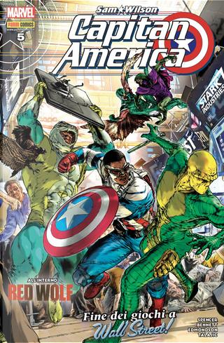 Capitan America n. 75 by Nathan Edmondson, Nick Spencer