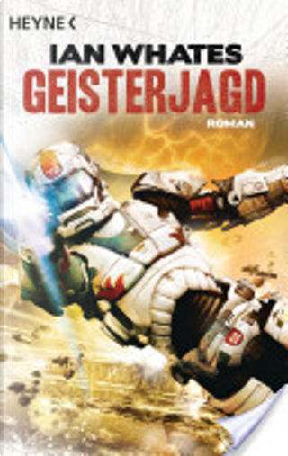 Geisterjagd - by Ian Whates