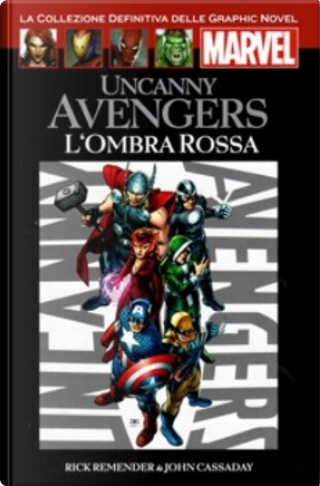 Marvel Graphic Novel Vol. 53 by Rick Remender