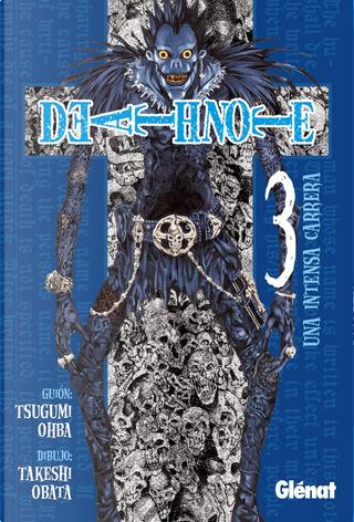 Death note #3 (de 12) by Tsugumi Ohba