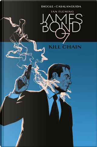 James bond 007 vol. 6 by Andy Diggle