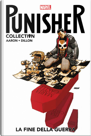 Punisher Collection vol. 3 by Jason Aaron