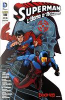 Superman l'Uomo d'Acciaio n. 10 by Charles Soule, Jeff Lemire