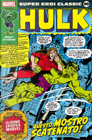 Super Eroi Classic vol. 90 by Bill Everett, Stan Lee, Roy Thomas, Archie Goodwin, Gary Friedrich