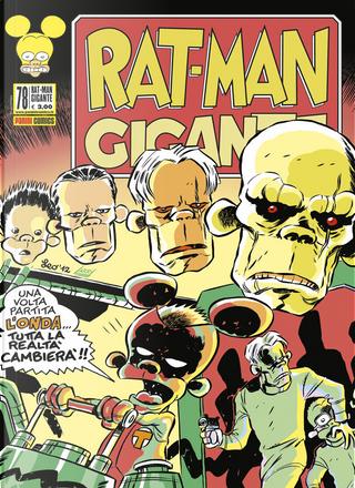 Rat-Man Gigante n. 78 by Leo Ortolani