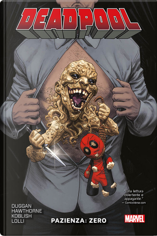 Deadpool vol. 11 by Gerry Duggan
