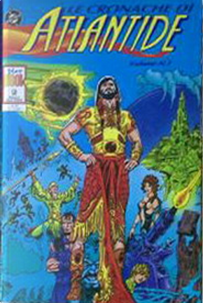 Le cronache di Atlantide - Vol. 1 by Esteban Maroto, Peter David
