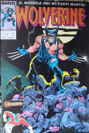 Wolverine n. 1 by Chris Claremont, Ann Nocenti