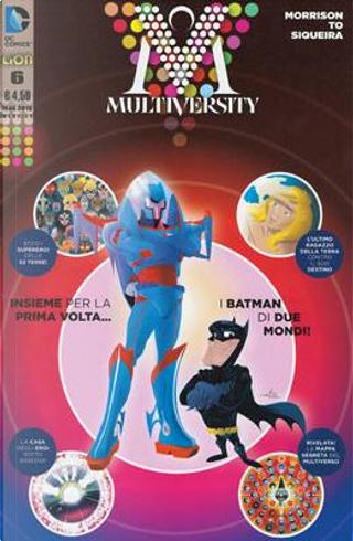 Multiversity n. 6 by Grant Morrison