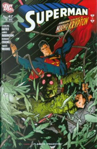 Superman n. 47 by James Robinson, Sterling Gates