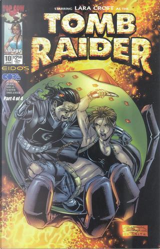 Tomb Raider #10 by Dan Jurgens