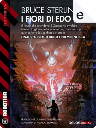 I fiori di Edo by Bruce Sterling