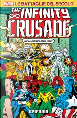 Marvel: Le battaglie del secolo vol. 39 by Jim Starlin