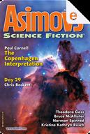 Asimov's Science Fiction, July 2011 by Bruce McAllister, Chris Beckett, Joe Haldeman, Josh Roseman, Kristine Kathryn Rusch, Leah Cypess, Norman Spinrad, Paul Cornell, R.M. Kaye, Theordora Goss, W. Gregory Stewart