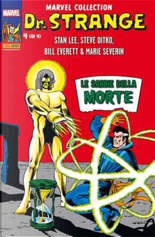 Dr. Strange n. 4 (di 4) by Dan Adkins, Dennis O'Neil, George Tuska, Jim Lawrence, Marie Severin, Roy Thomas, Stan Lee
