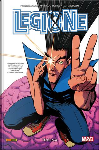 Legione: Trauma by Peter Milligan