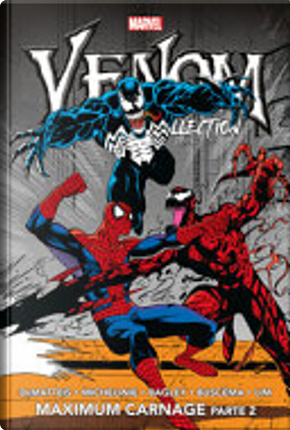Venom collection vol. 4 by Jean Marc DeMatteis, Terry Kavanagh, Tom DeFalco