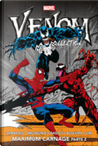 Venom collection vol. 4 by Tom DeFalco, Jean Marc DeMatteis, Terry Kavanagh