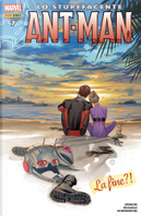 Lo stupefacente Ant-Man #7 by Amy Chu, Nick Spencer