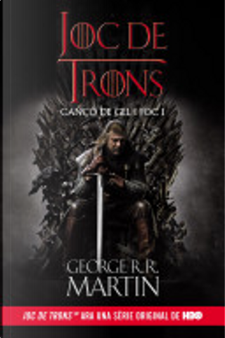 Joc de Trons by George R.R. Martin