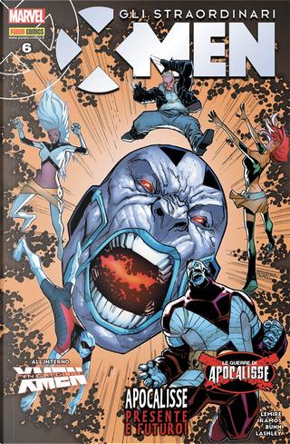 Gli incredibili X-Men n. 316 by Cullen Bunn, Jeff Lemire, Max Bemis