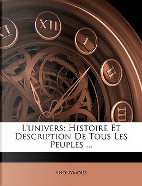L'Univers by ANONYMOUS