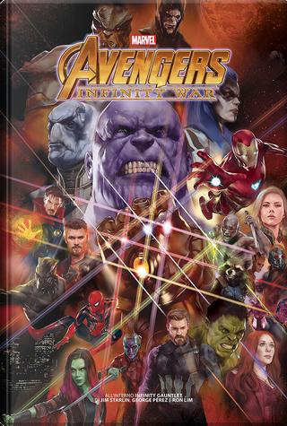 Infinity Gauntlet by George Perez, Jim Starlin, Ron Lim