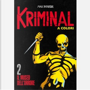 Kriminal a colori - Vol. 2 by Max Bunker