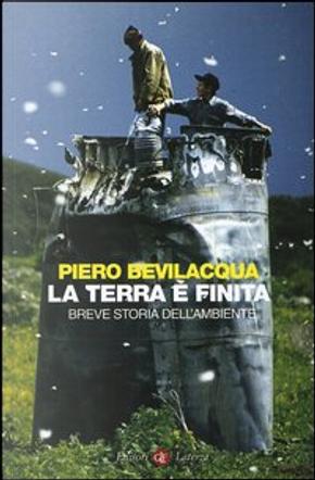 La Terra è finita by Piero Bevilacqua
